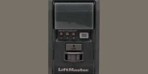 Motion-Detecting Control Panel 881LM