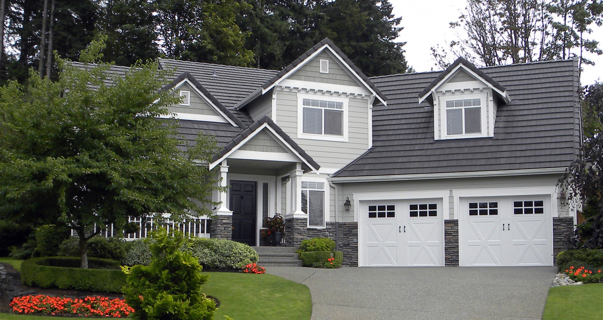 residential garage doorsResidential  Commercial Garage Doors  Northwest Door