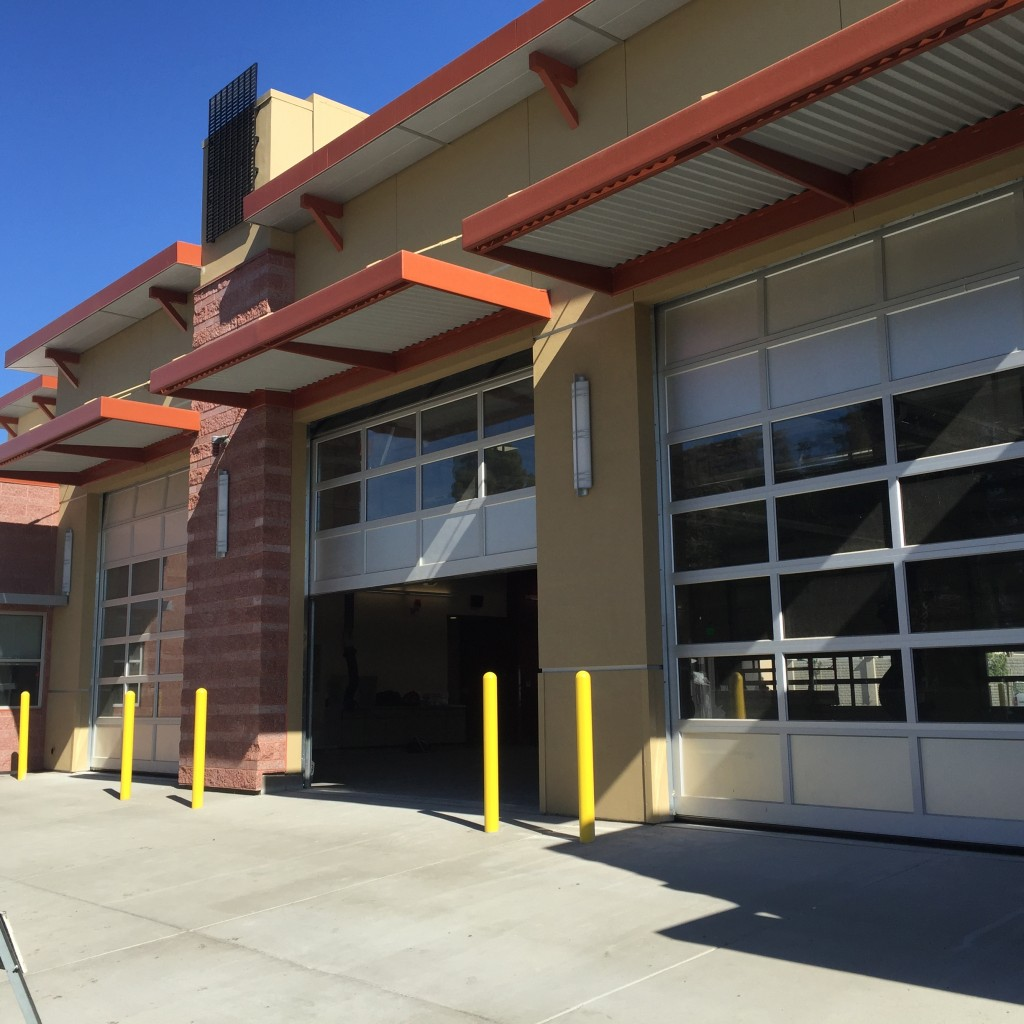 Fire Station 21 Commercial Project