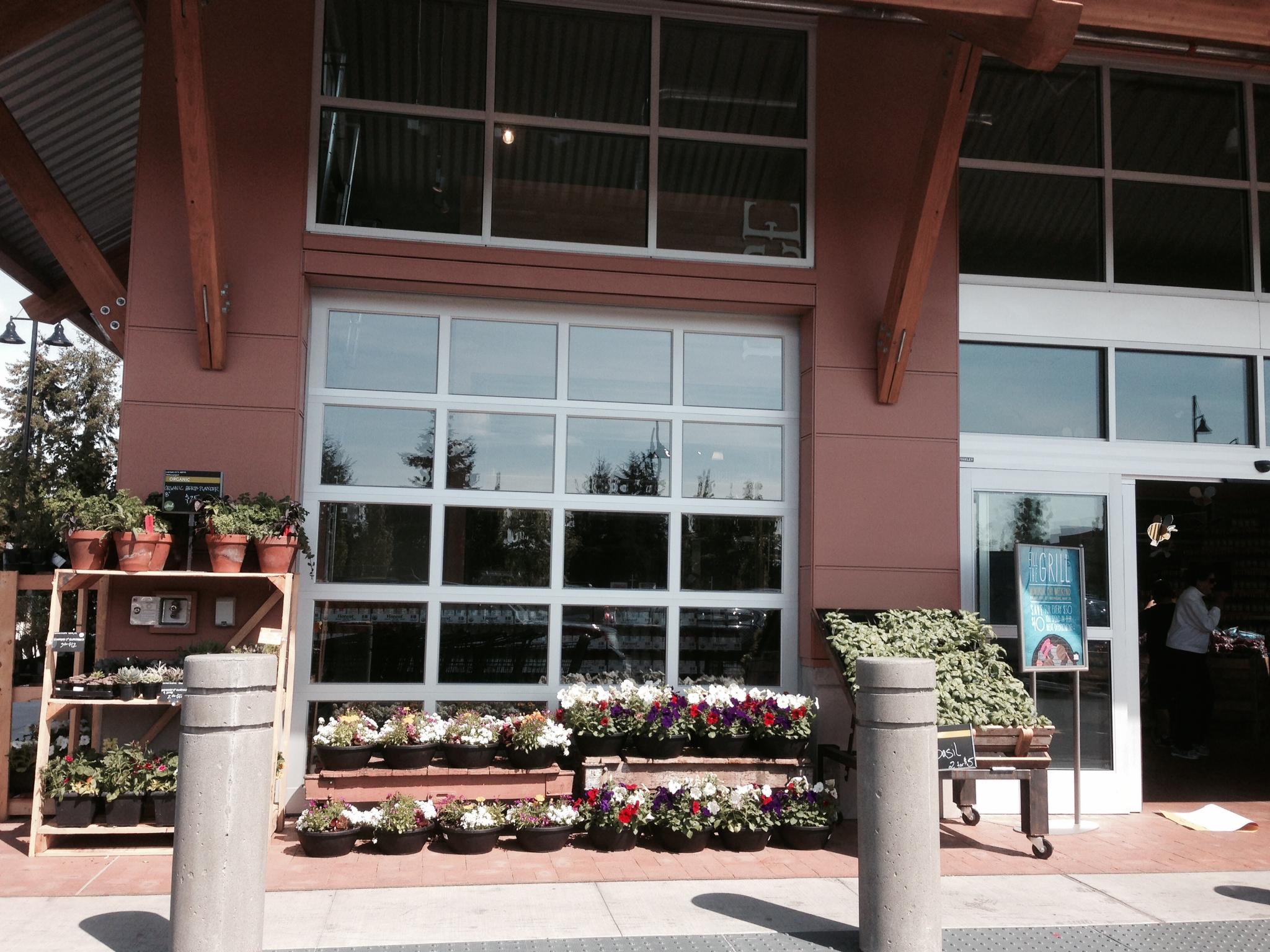 Whole Foods Commercial Project Northwest Door Service