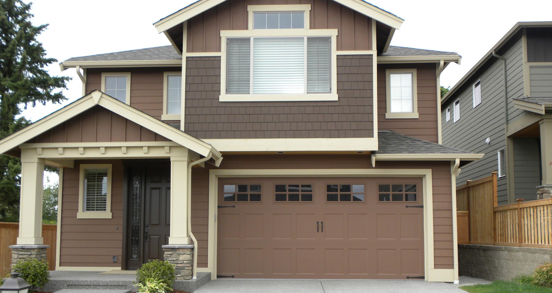 Therma classic r106s northwest door for Therma door garage insulation