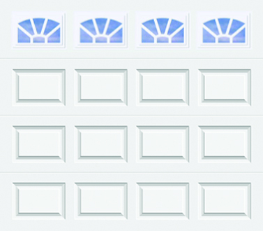 501, 501i Traditional Panel - Ashton - Single Door
