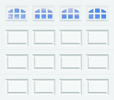 501, 501i Traditional Panel - Cascade - Single Door