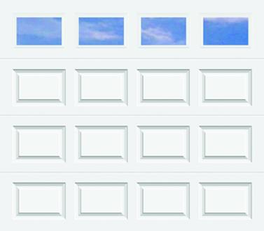 501, 501i Traditional Panel - Plain Lite - Single Door