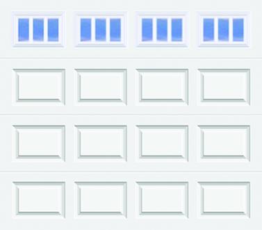 501, 501i Traditional Panel - Stockbridge - Single Door