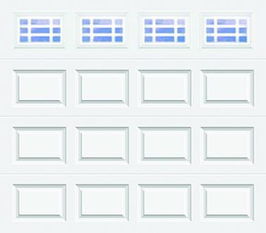 501, 501i Traditional Panel - Stockford - Single Door