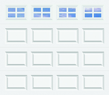 501, 501i Traditional Panel - Stockton - Single Door