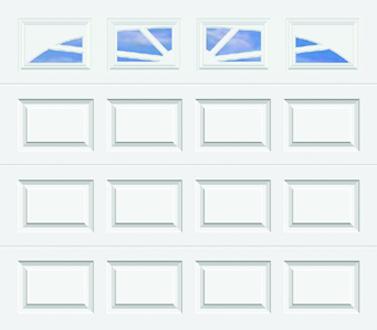 501, 501i Traditional Panel - Williamsburg - Single Door