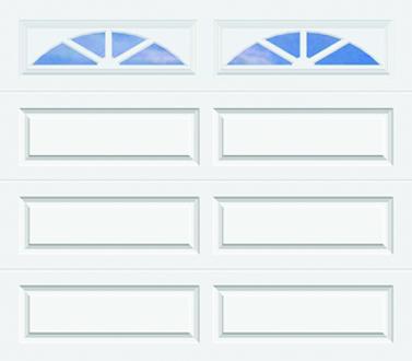 502, 502i Ranch Panel - Sherwood - Single Door