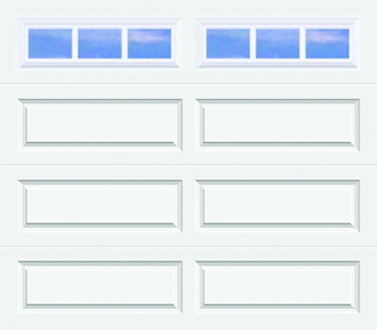 502, 502i Ranch Panel - Stockbridge - Single Door