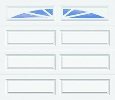 502, 502i Ranch Panel - Williamsburg - Single Door