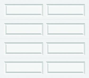 502, 502i Ranch Panel - Single Door
