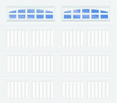 50C, 50Ci Carriage Panel - Cascade - Single Door