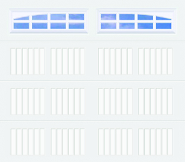 50C, 50Ci Carriage Panel - Heritage - Single Door