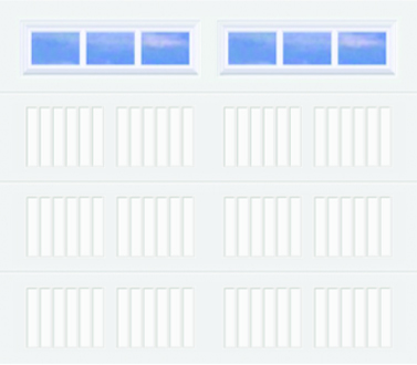 50C, 50Ci Carriage Panel - Stockbridge - Single Door