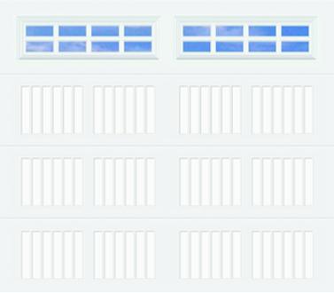 50C, 50Ci Carriage Panel - Stockton - Single Door