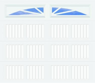 50C, 50Ci Carriage Panel - Williamsburg - Single Door