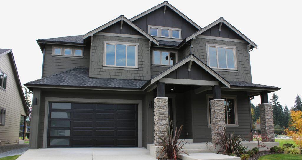 500 Ranch Panel Plain Lite Vertical Windows