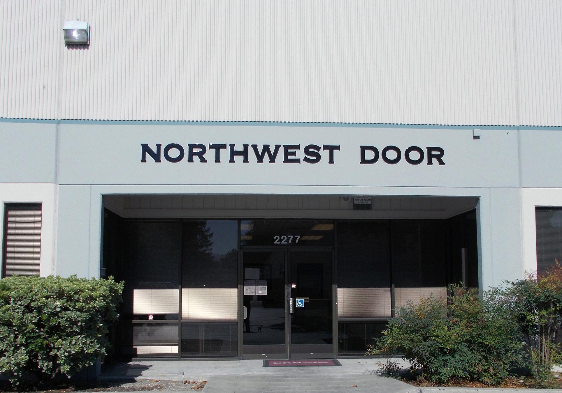 Wholesale Distribution Centers USA Northwest Door - Map of usa showing san jose