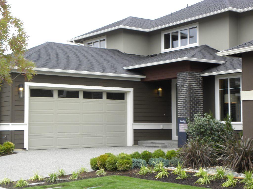 Therma tech ranch panel plain lite northwest door for Therma door garage insulation