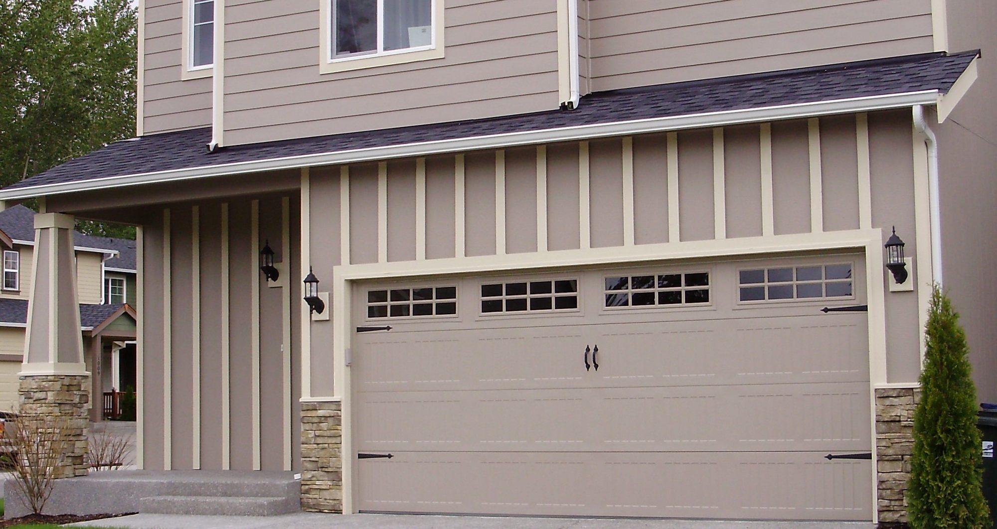 Tri Tech™ Northwest Door