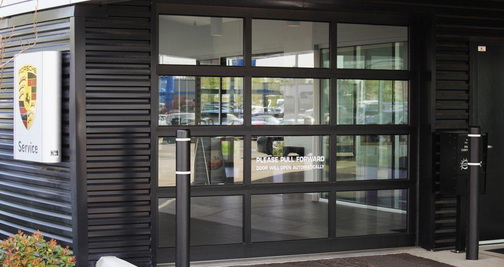 800 Series 43 Bronze Anodized Northwest Door