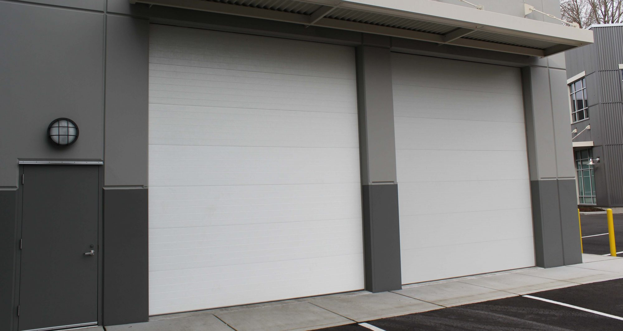 Therma series northwest door for Therma door garage insulation