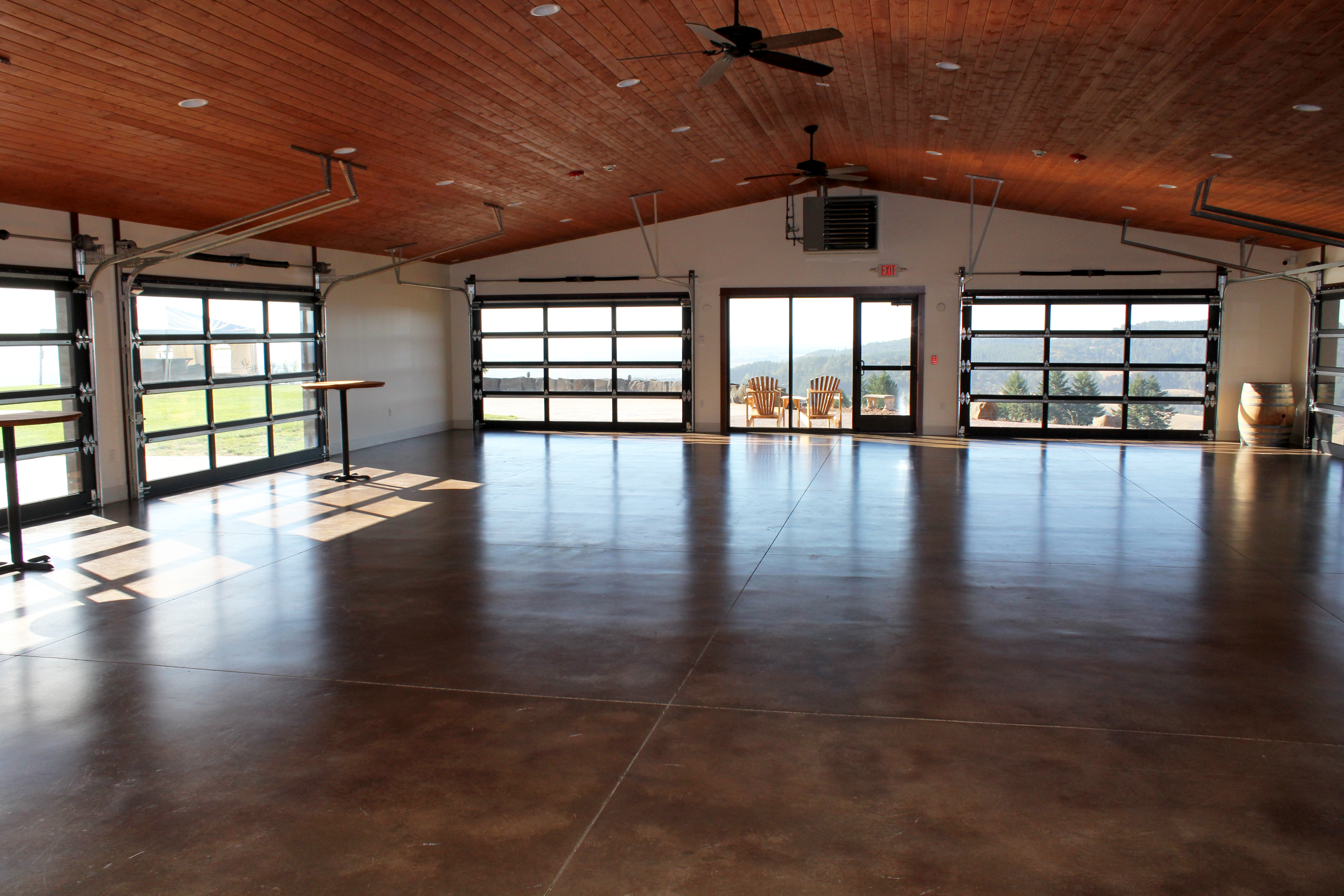 Project of the month winner december 2016 northwest door wade harris owner and operator of stellar garage door solutions in carlton oregon has fond memories of this project especially the view the weather rubansaba