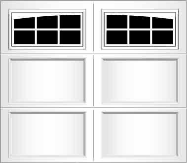 R006A - Single Door Single Arch