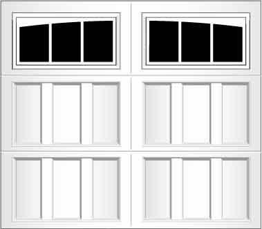R203A - Single Door Single Arch