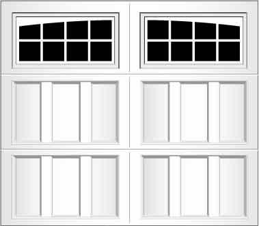 R208A - Single Door Single Arch