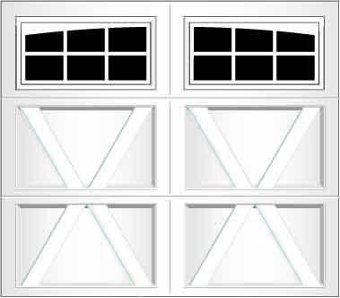 RX06A - Single Door Single Arch
