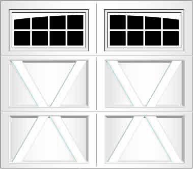 RX08A - Single Door Single Arch