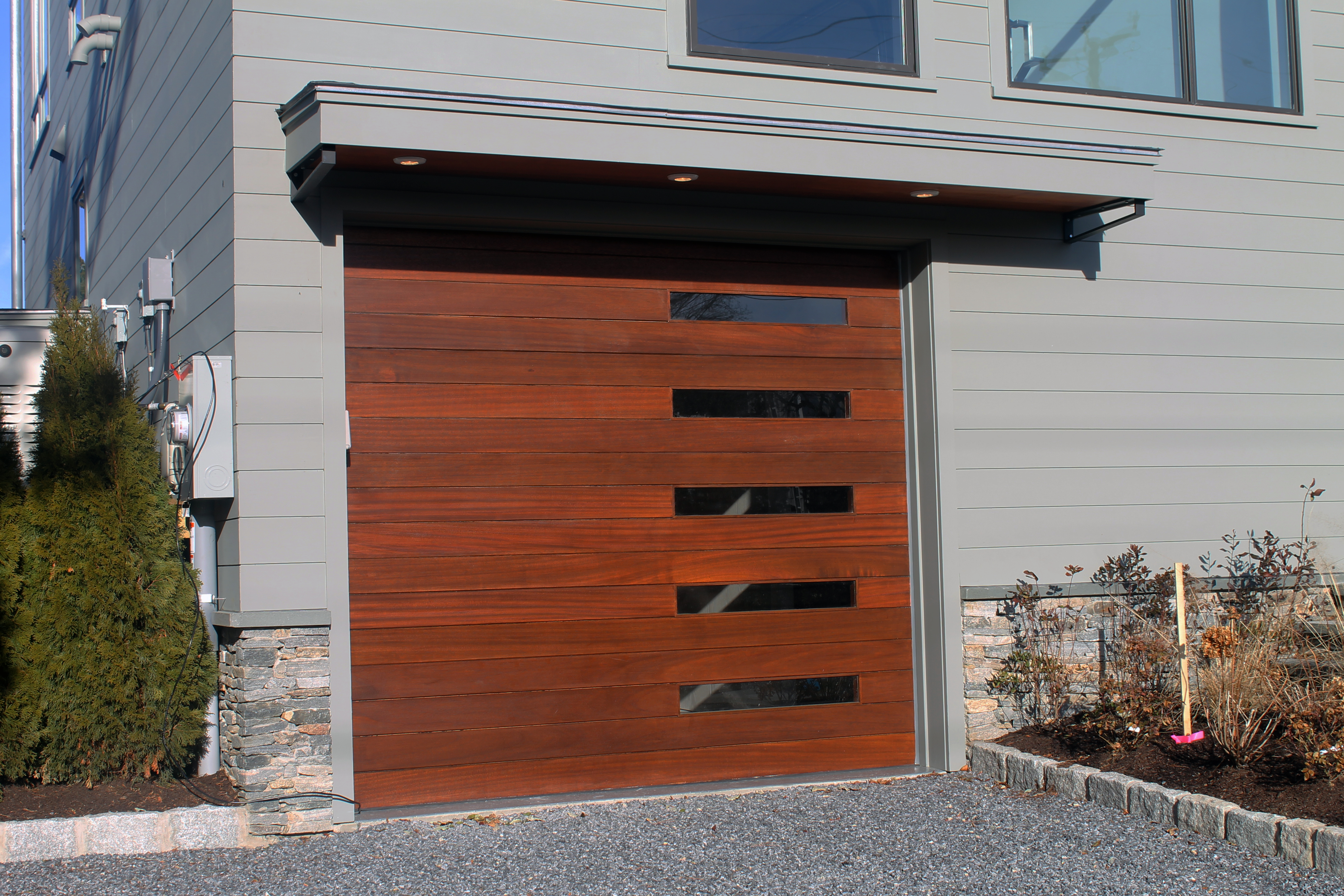 Lovely Edu0027s Garage Doors Was Established In 1972 And Purchased By Rich Cunningham  From His Father In Law In 1989. They Service All Of New England And While  They ...
