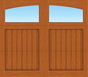 C001A - Single Door Single Arch