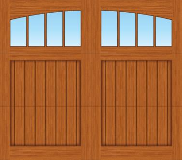 C004A - Single Door Single Arch