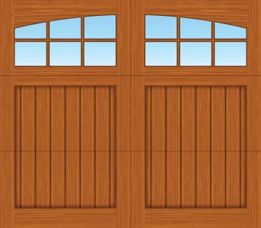 C006A - Single Door Single Arch