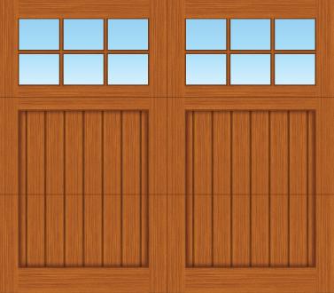 C006S - Single Door