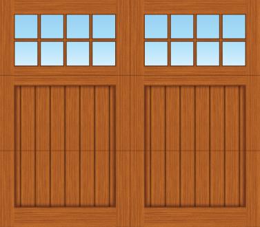 C008S - Single Door
