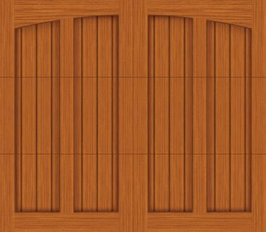 C100A - Single Door Single Arch