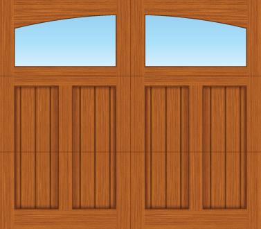 C101A - Single Door Single Arch