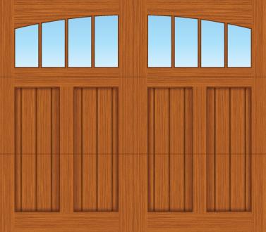 C104A - Single Door Single Arch