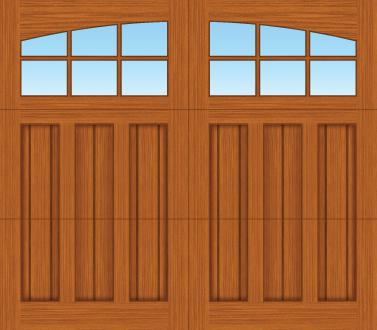 C206A - Single Door Single Arch