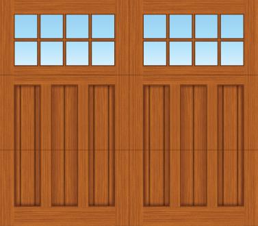 C208S - Single Door