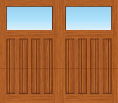 C301S - Single Door