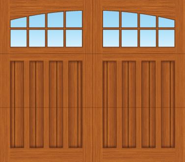 C308A - Single Door Single Arch