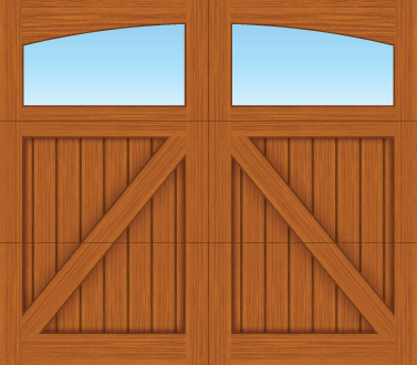 CA01A - Single Door Single Arch
