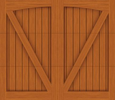 CV00A - Single Door Single Arch
