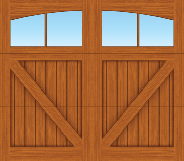 CV02A - Single Door Single Arch