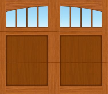 E004A - Single Door Single Arch